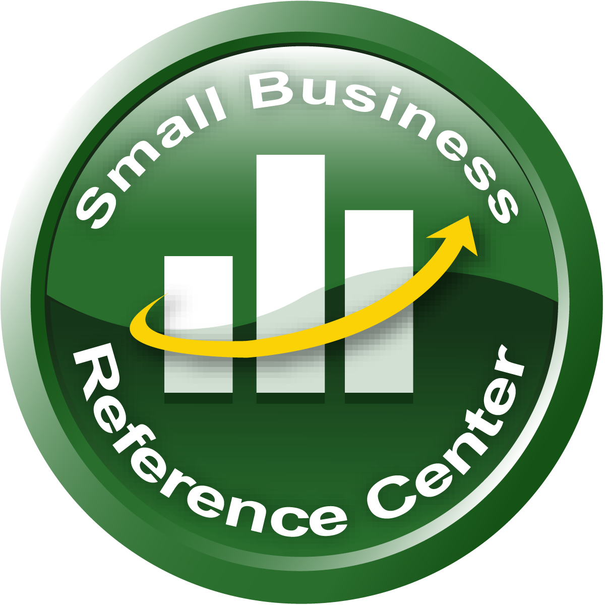 Small Business Reference Center circle logo